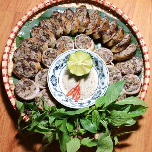 Khấu đuôi lợn nhồi thịt chiên giòn, món ăn dễ làm, ngon cơm1