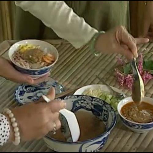 Mùa hè ăn gỏi cật xứ Huế2