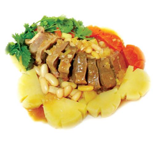 Lưỡi lợn nấu đậu: cho bữa sáng hoàn hảo1
